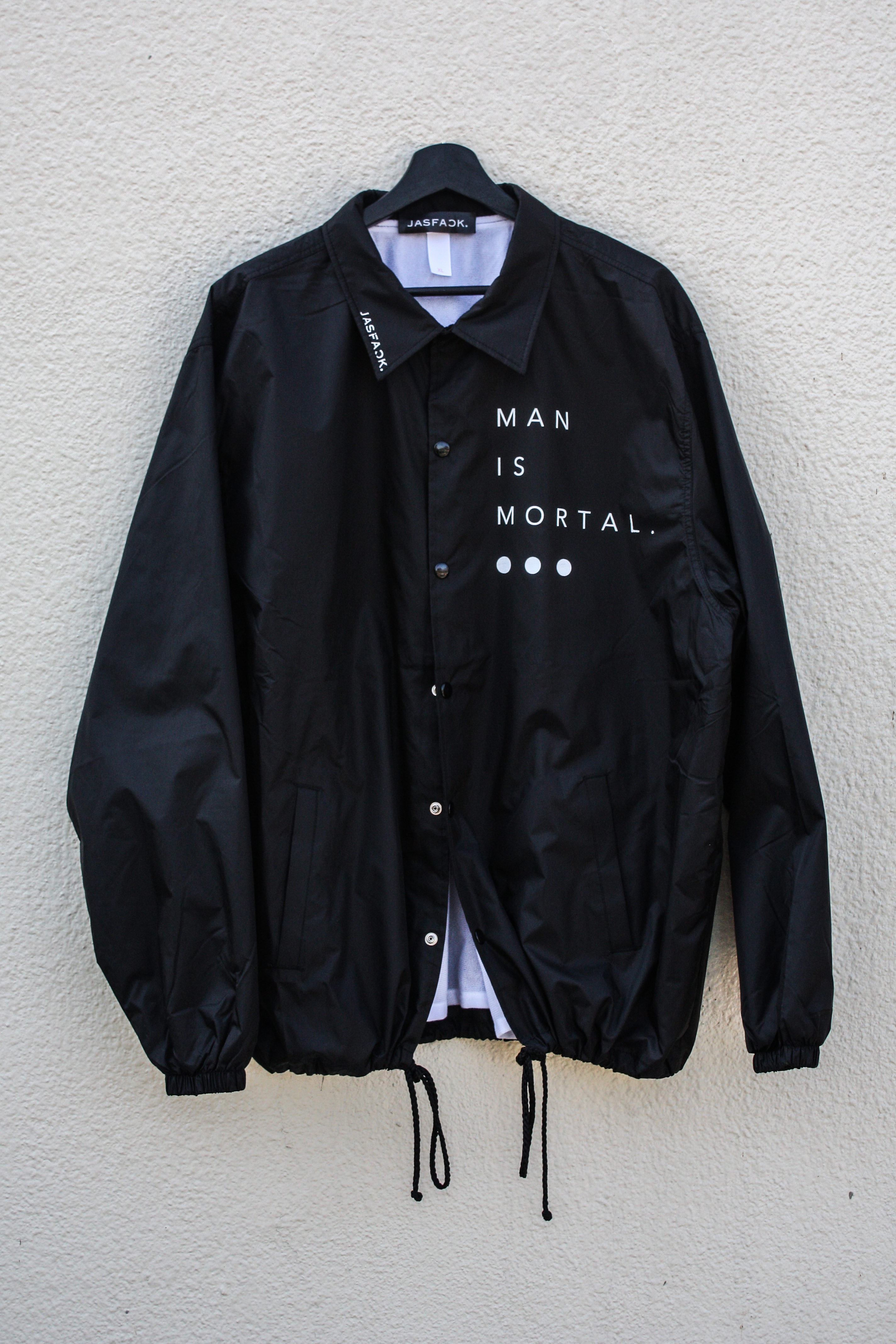Mortal Coach Jacket (JFK-020)-front