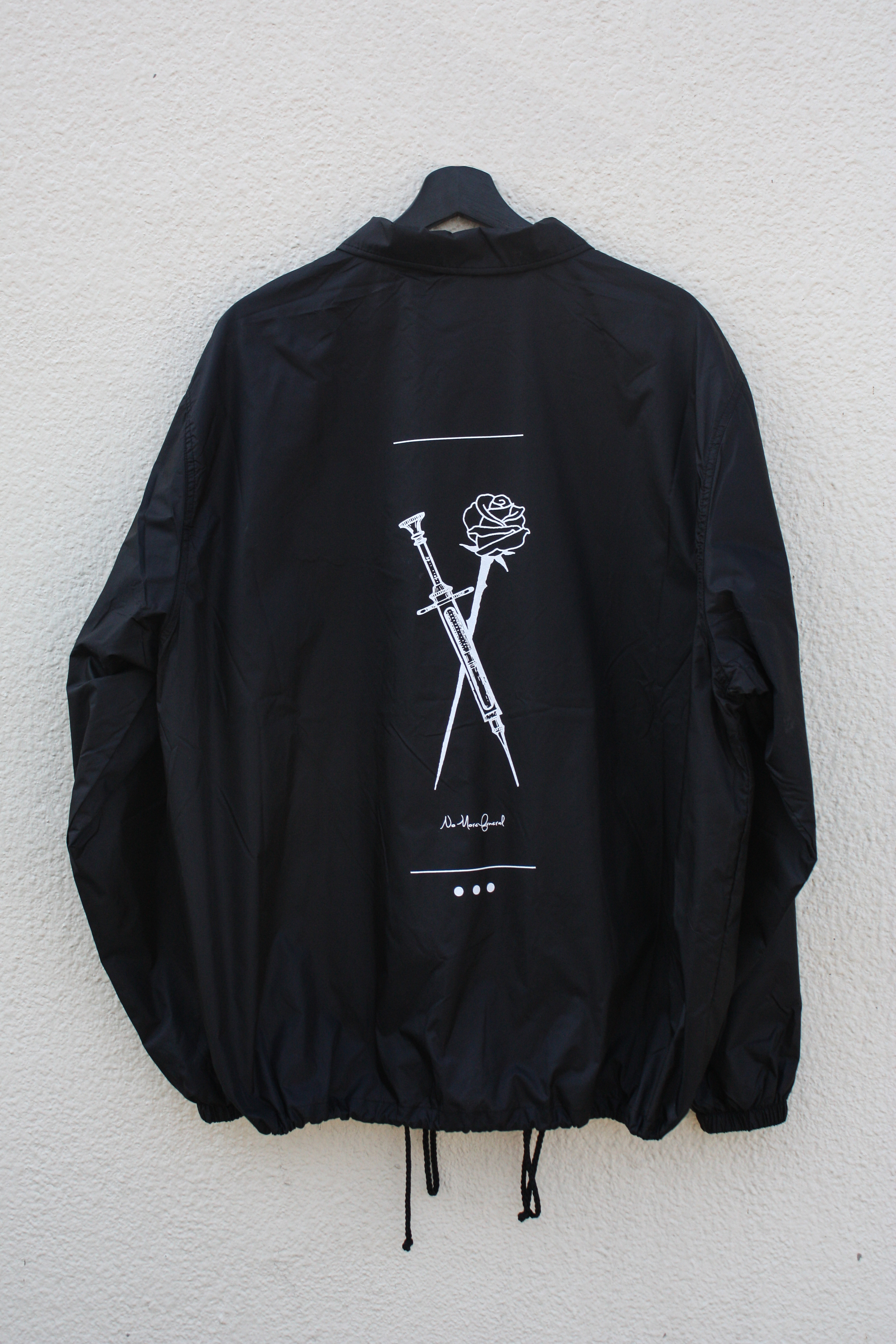 Mortal Coach Jacket (JFK-020)-back