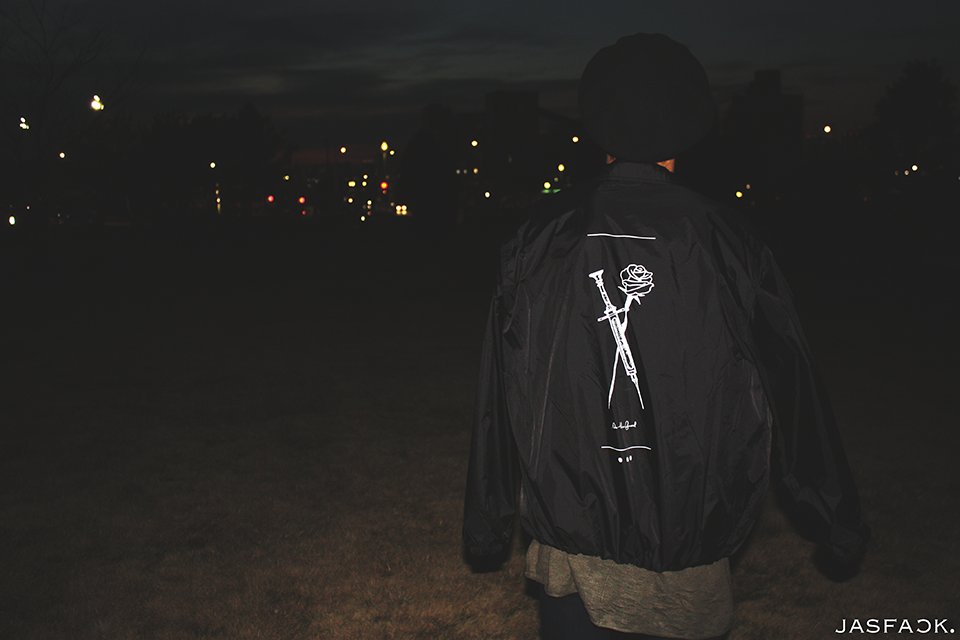 Mortal Coach Jacket (JFK-020)-model-5